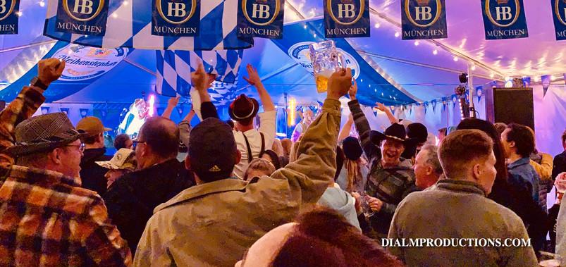 Oktoberfest Band Dial M Productions 4.jp