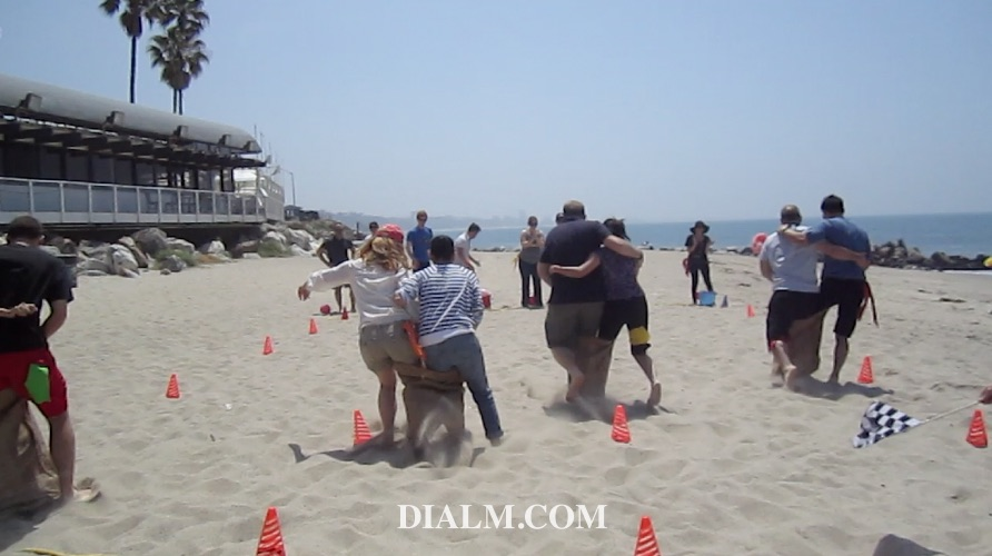Corporate Beach Picnic Games