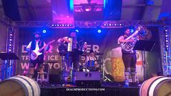 Hazel Band Oktoberfest cover DialM