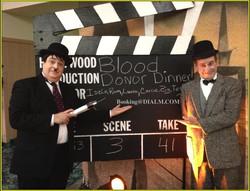 Laurel and Hardy Look Alikes #DIALM #LookAlikes