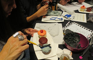 cupcake wars team building Culinary Chal