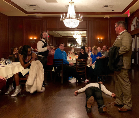 The Dial M Murder Mystery Cast New Years