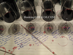 Wine-Blending Team Building #DialM