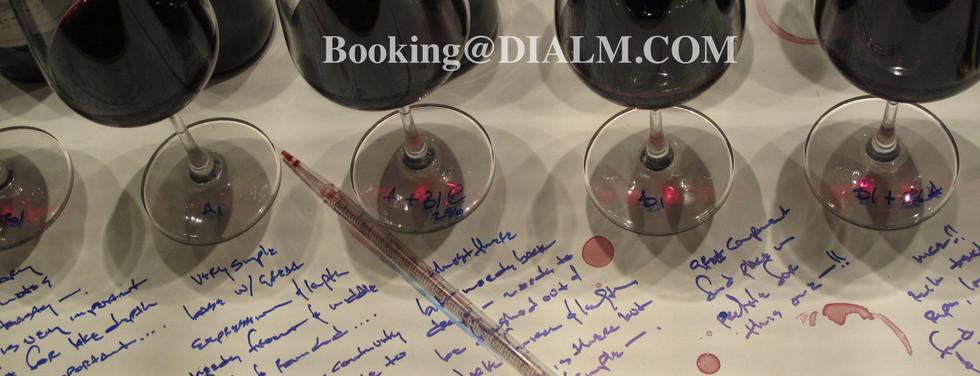 Wine-Blending Team Building