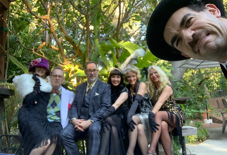 1920s Dial M Hollywood Murder Mystery Th