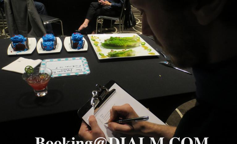 Scoring the Culinary Challenge Event Uni