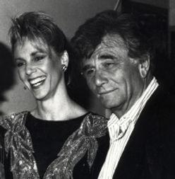 Peggy & Peter Falk Dial M Murder Mystery
