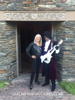 Prince Tribute Artist Lookalike