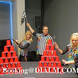 Team Building Minute 2 Win It Games Dial M Team Building.JPG