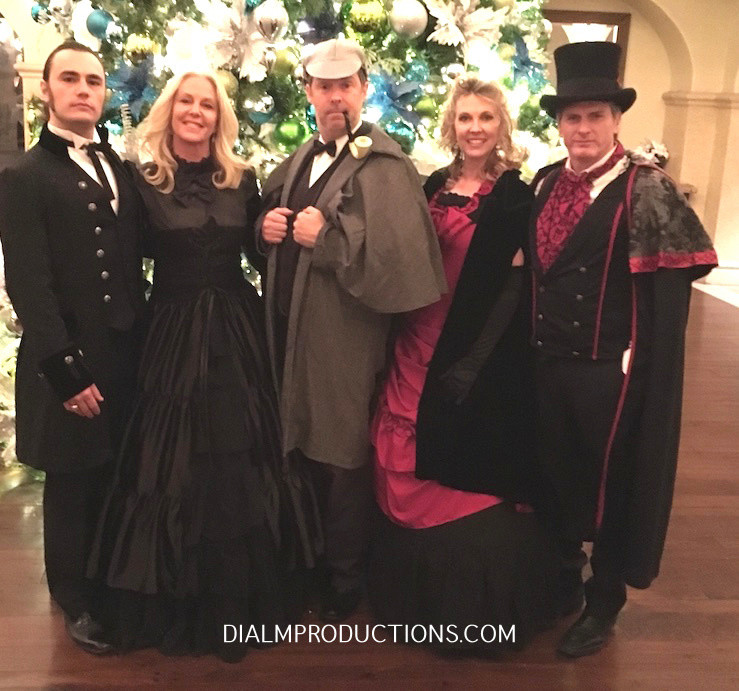 Sherlock Victorian Murder Mystery - Murd