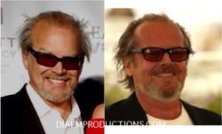 Jack Nicholson Lookalike DialM