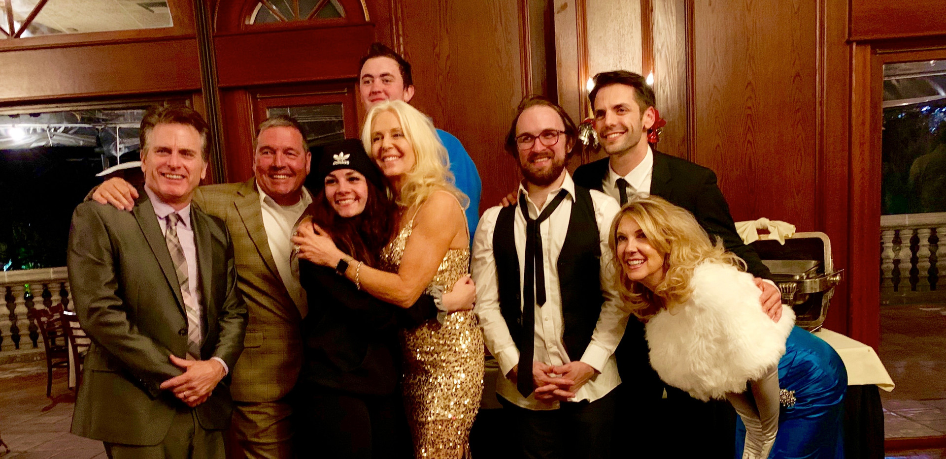 Maggiano's NewYears Eve 2019 guests with