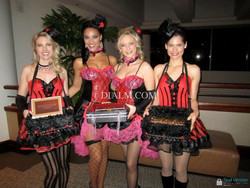 Cigar Girls Candy Girls Los Angeles