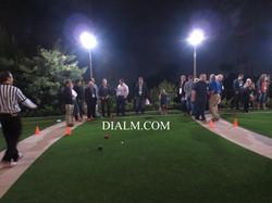 Bocce Ball Team Building Event #DIALM
