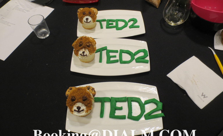 Ted 2 cupcake wars Culinary Challenge DI
