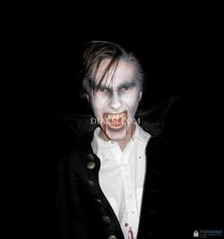 Vampire Stilt Walker #DIALM