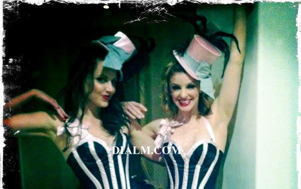 Moulin Rouge Cigar/ Candy Girls