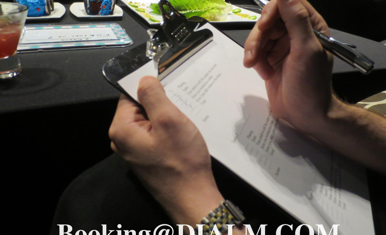 Scoring the Culinary Challenge Event DIA