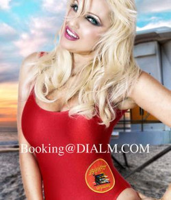 Pamela Anderson Lookalike