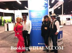 Marilyn Monroe, Madonna, Michael Jackson and Johnny Depp LookalikesM