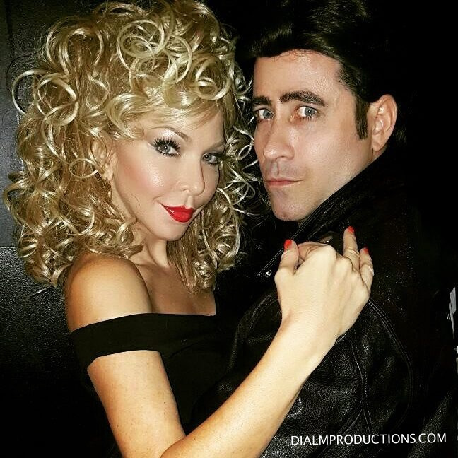 Sandy & Danny - Grease DialM