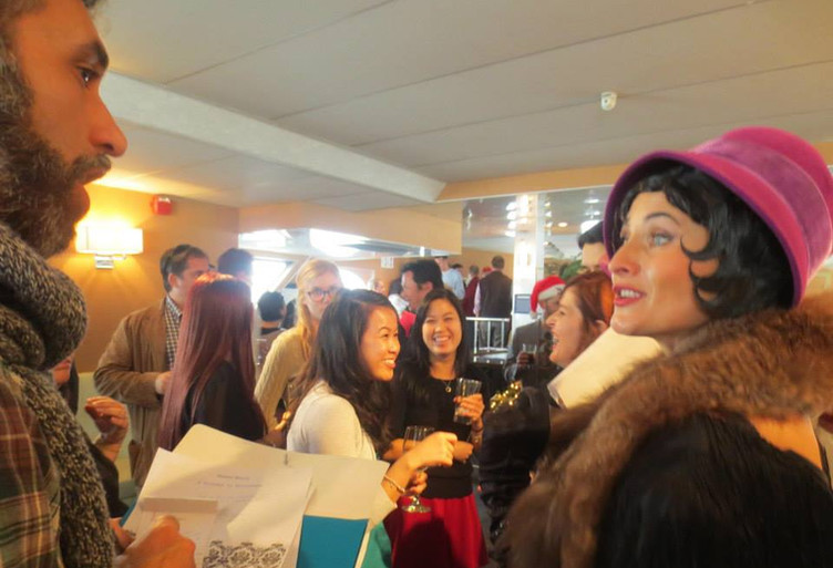 Cat's Meow 1920s Murder Mystery Guests