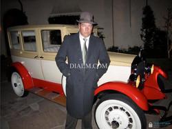 Cat's Detective Frank Kelsey