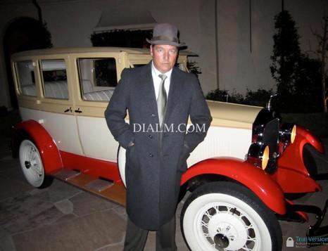 1920'S Murder Mystery Detective