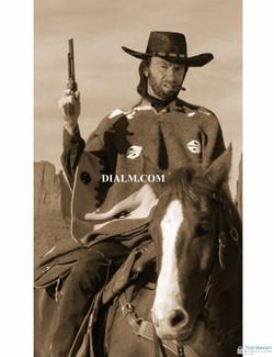 Clint Eastwood look alike 2