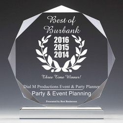 BEST OF BURBANK 3 year winner