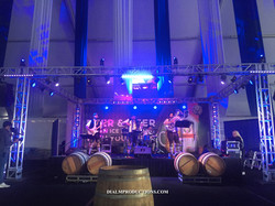 Haze Band Oktoberfest large stage D