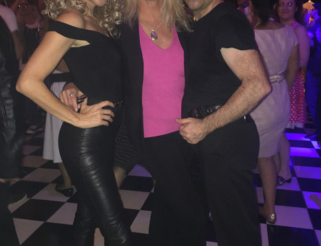 Grease 1950's Theme Party with Producer Peggy Phillips