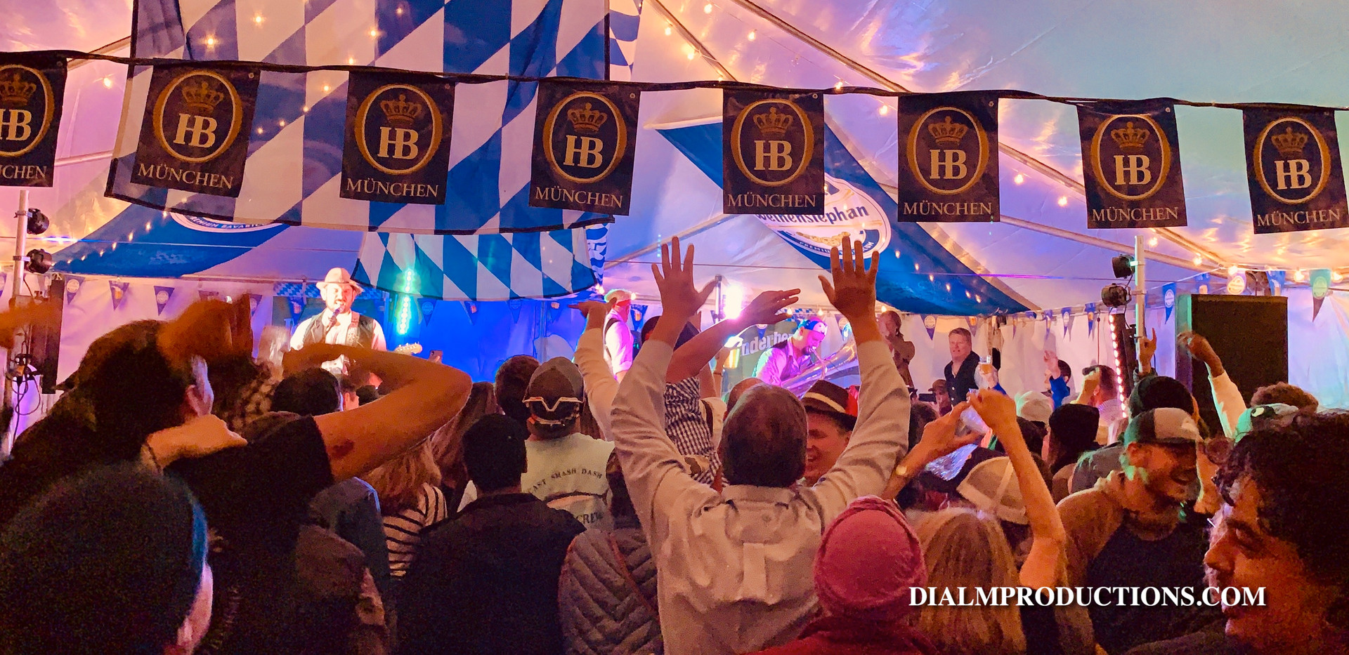 Oktoberfest Band Dial M Productions 9.jp