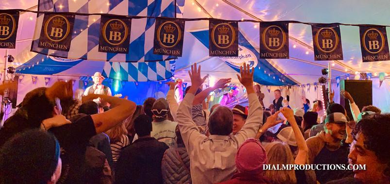 Oktoberfest Band Dial M Productions 9.jp