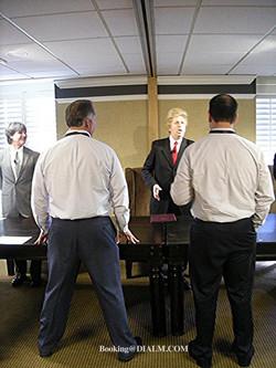 Team Building Workshop Donald Trump