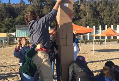 Survivor Games Team Building Activity Lo