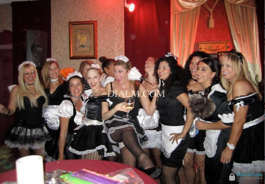 Yvette French Maids Team