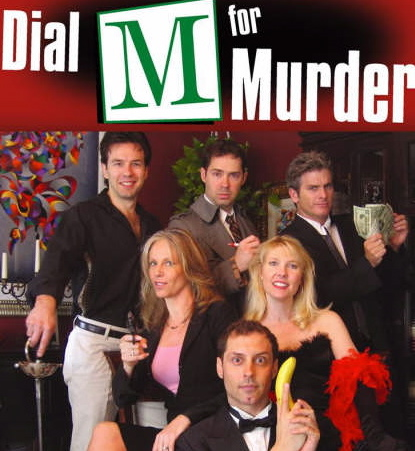 Dial M Murder Mysteries Los Angeles