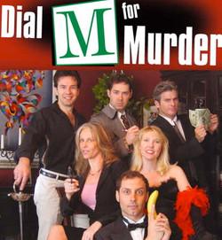 Dial M Murder Mysteries Los Angeles