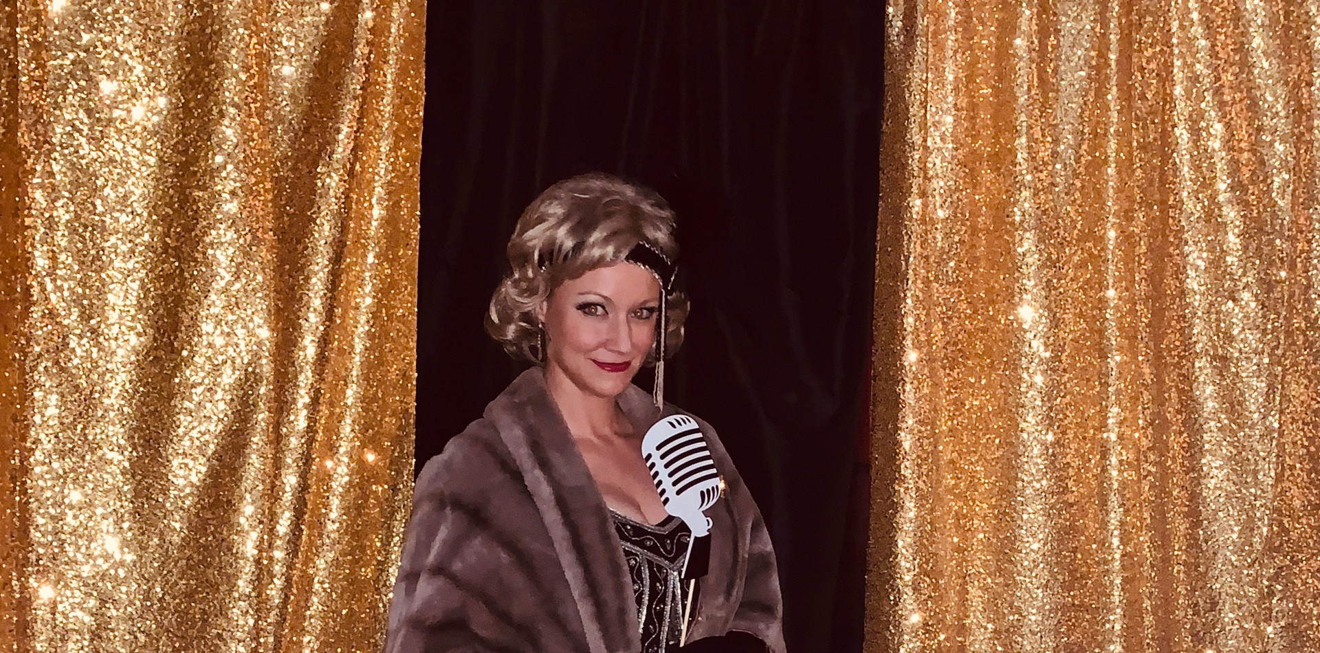Marion Davies Cat's Meow Roaring 20s Hol