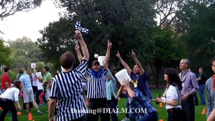 Picnic Games for Team Building