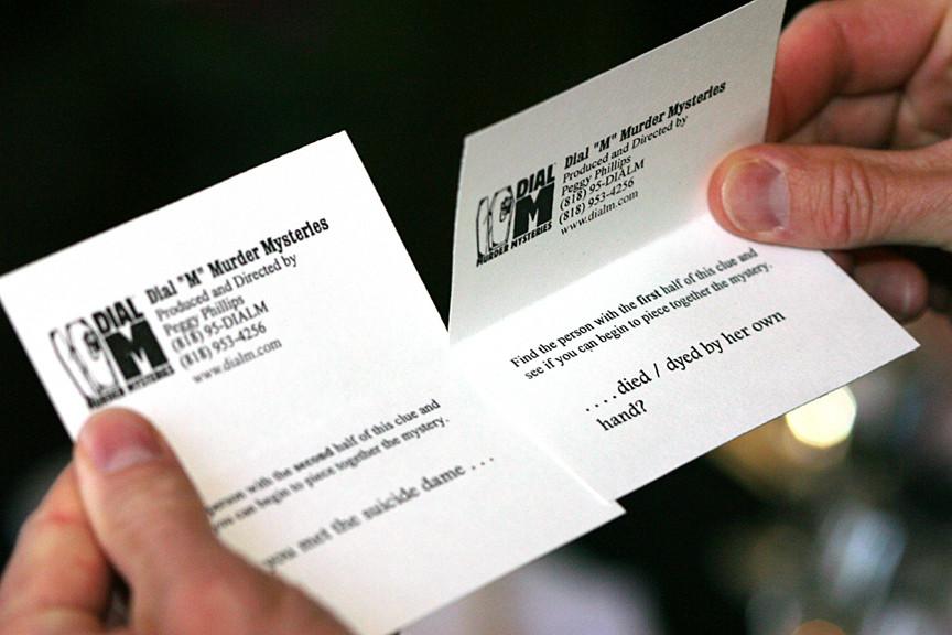Murder Mystery clue cards Dial M.jpg