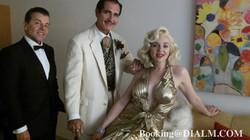 Marilyn Clark Gable Frank Sinatra