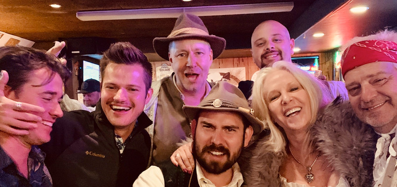 Oktoberfest Band Dial M Productions Pegg