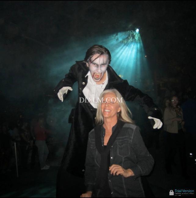Vampire Stilt Walker