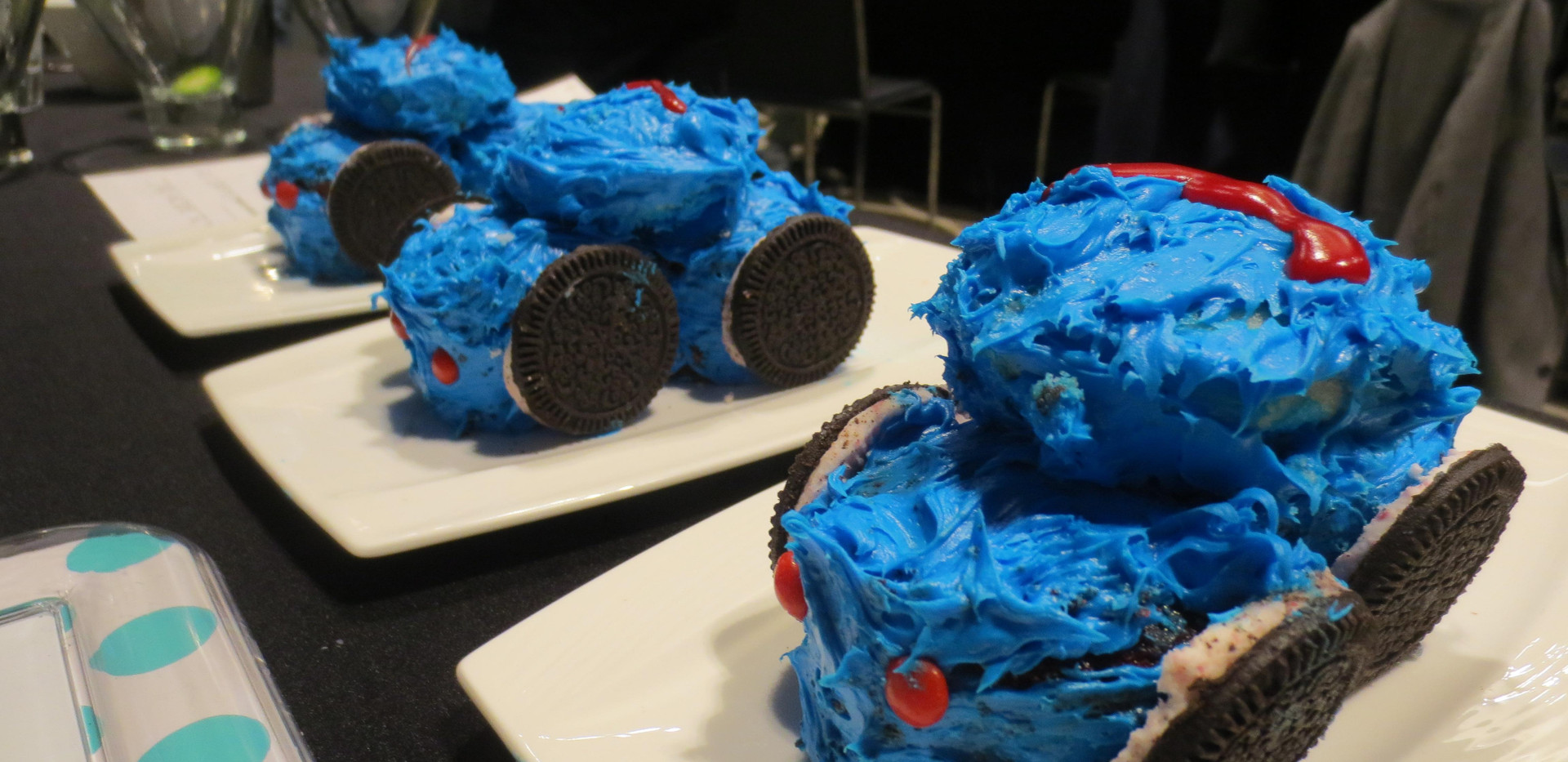 Fast Furious 7 cupcakes Culinary Challen