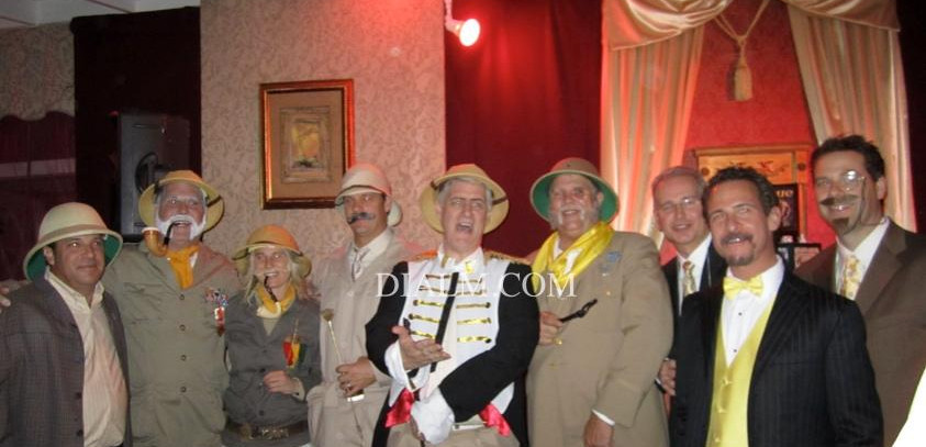 The Col. Mustard Team