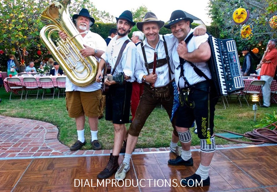Oktoberfest Band Los Angeles Dial