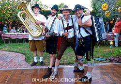 Oktoberfest Band Los Angeles Dial
