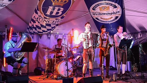 Jason Prost Oktoberfest Band Dial M Prod